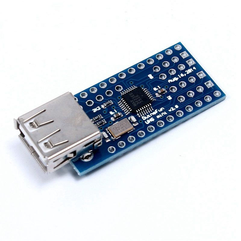Mini USB Host Shield 2.0 ADK SLR Module Development Tool