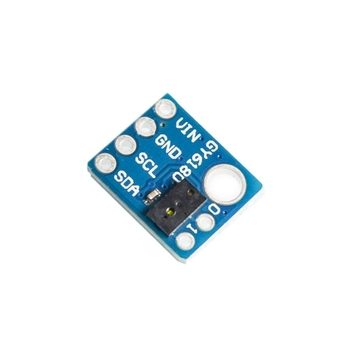 VL6180X Time-of-Flight Distance Sensor GY-6180 VL6180X  Light sensor, ranging, gesture recognition - Jyvvy.com
